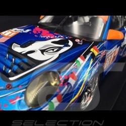 Porsche 997 GT3 RSR Flying Lizard n°81 Le Mans 2011 1/18 Spark 18S053