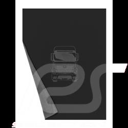 Plaid blanket decke Mercedes réversible reversible reversibel Actros polaire noir polar black schwarz Mercedes-Benz B67872010