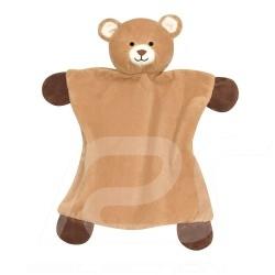 Doudou comforter schmusetuch Mercedes ours en peluche Carl polyester beige teddy bear teddybär Mercedes-Benz B66953259