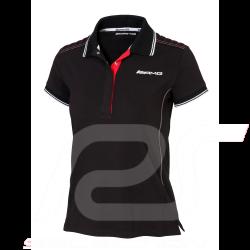 Mercedes Polo shirt AMG Sport Black Mercedes-Benz B66958293 - women