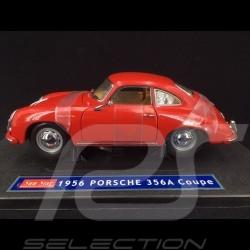 Porsche 356 A Coupé 1956 red 1/18 Sun Star 1322