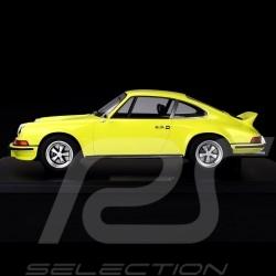Porsche 911 Carrera RS 2.7 Touring 1972 Jaune Yellow Gelb 1/8 Minichamps 800653000
