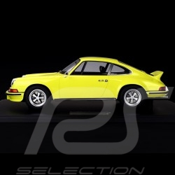 Porsche 911 Carrera RS 2.7 Touring 1972 Yellow 1/8 Minichamps 800653000