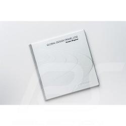 Journal de voyage travel Mercedes 90 pages en anglais par in English by seiten in englischer sprache von Gordon Wagener Mercedes