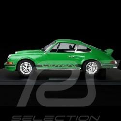 Porsche 911 Carrera RS 2.7 Touring 1972 Green 1/8 Minichamps 800653002