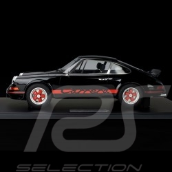 Porsche 911 Carrera RS 2.7 Lightweight 1972 Noir Black Schwarz / Rouge Red / Rot 1/8 Minichamps 800653006