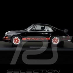 Porsche 911 Carrera RS 2.7 Lightweight 1972 Black / Red 1/8 Minichamps 800653006