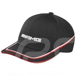 Mercedes AMG cap polyacrylic black / red Mercedes-Benz B66952886