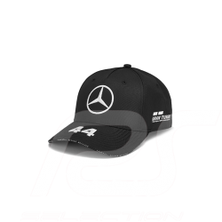 Casquette cap kappe Mercedes AMG Petronas Motosport Lewis Hamilton n° 44 noire black schwarz Mercedes-Benz B67996218