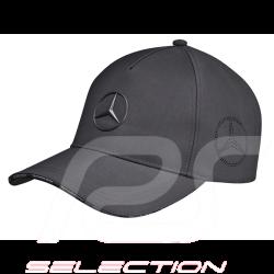 Casquette cap kappe Mercedes polyester déperlant gris water repellent gray wasserabweisende grau Mercedes-Benz B66954291
