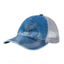 Mercedes cap Trucker District edition Jeans blue Mercedes-Benz B67870985