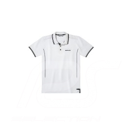 Mercedes Polo shirt AMG White / Black Mercedes-Benz B66956772 - men