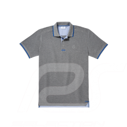 Mercedes Polo shirt Oxford Grey Mercedes-Benz B66956677 - men