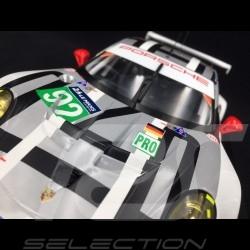 Porsche 911 typ 991 GT3 RSR n° 92 24h du Mans 2016 1/18 Spark 18S275
