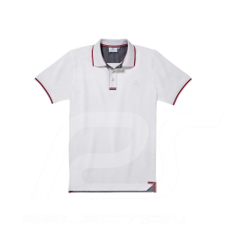 Mercedes Polo shirt White / Red Mercedes-Benz B66956739 - men