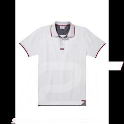 Mercedes Poloshirt Weiß / Rot Mercedes-Benz B66956739 - Herren