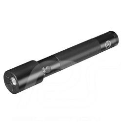 Lampe de poche flashlight taschenlampe Mercedes LED 260 lumens aluminium noire black schwarz Mercedes-Benz B66953317
