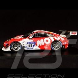 Porsche 911 type 991 GT3R  24h Nürburgring 2017 n° 31 Frikadelli 1/18 Spark 18SG023