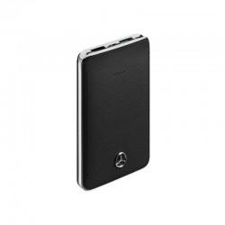 Batterie powerbank externe externen Mercedes lithium 5000 mAh micro USB noire black schwarz Mercedes-Benz B66953522