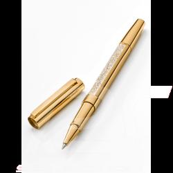 Stylo à bille Ballpoint pen kugelschreiber Mercedes Swarovski Or Gold Mercedes-Benz B66041612