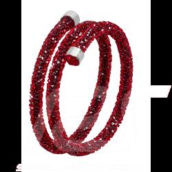 Bracelet Armband Mercedes Swarovski Tokyo rouge Red Rot Mercedes-Benz B66954719