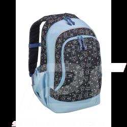Sac à dos Backpack rucksack Mercedes Enfant Kids Kinder  Bleu Mercedes-Benz B66955767