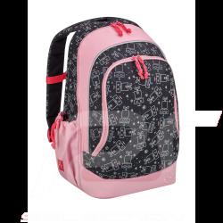 Sac à dos Backpack Rucksack Mercedes Enfant Kids Kinder rose pink rosa Mercedes-Benz B66955768