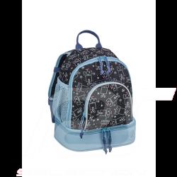 Sac à dos Backpack Rucksack Mercedes Enfant Kids Kinder Bleu Petit format Small size kleine Größe Mercedes-Benz B66955769