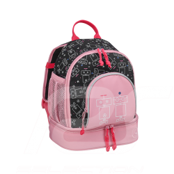 Mercedes Backpack bag for Kids Pink Small size Mercedes-Benz B66955770