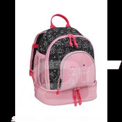 Sac à dos Backpack Rucksack Mercedes enfant Rose Petit format Mercedes-Benz B66955770