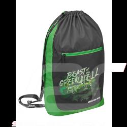 Mercedes AMG GT R children's sports bag Beast Of The Green Hell edition Green Mercedes-Benz B66953966