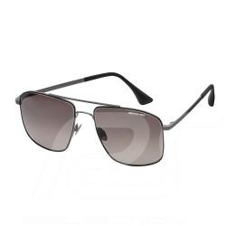 Lunettes de soleil Mercedes AMG sunglasses sonnenbrille homme men herren Business acier monture bronze verres bruns steel bronze