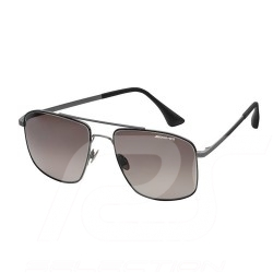 Mercedes AMG for men Business sunglasses steel bronze frame brown lenses Mercedes-Benz B66953477
