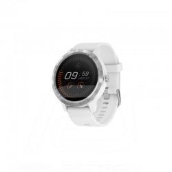 Montre connectée smart watch smartwatch Mercedes Garmin Vivoactive 3 silicone silikon blanche white weiß Mercedes-Benz B66958854