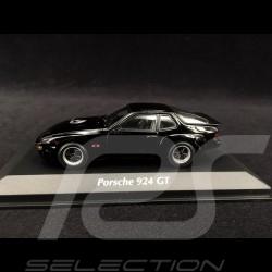 Porsche 924 Carrera GT 1981 1/43 Minichamps 940066124 noire black schwarz