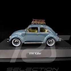 VW Käfer Type 1 1951 Brezelkäfer mit Schlittenpartie 1/43 Schuco 450270900