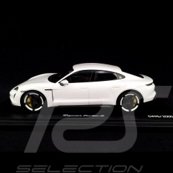 Porsche Taycan Turbo S 2019 Carraraweiß 1/18 Minichamps WAP0217800L