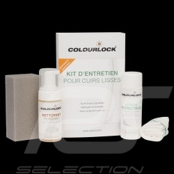 Leather cleaning and conditioning kit Colourlock Strong cleaner