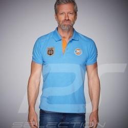 Gulf Polo 1st Victory n° 9 Cobalt blue - men