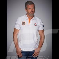 Gulf Polo 1st Victory n° 9 white - men