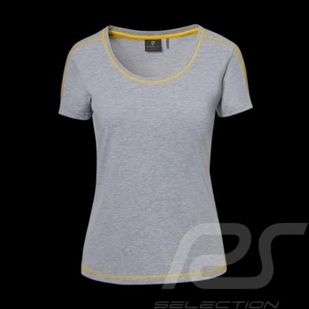 Porsche T-shirt GT4 Clubsport grey / yellow WAP341LCLS  - women
