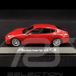 Porsche Panamera GTS 2012 rouge carmin 1/43 Minichamps WAP0200230C karmin red karminrot