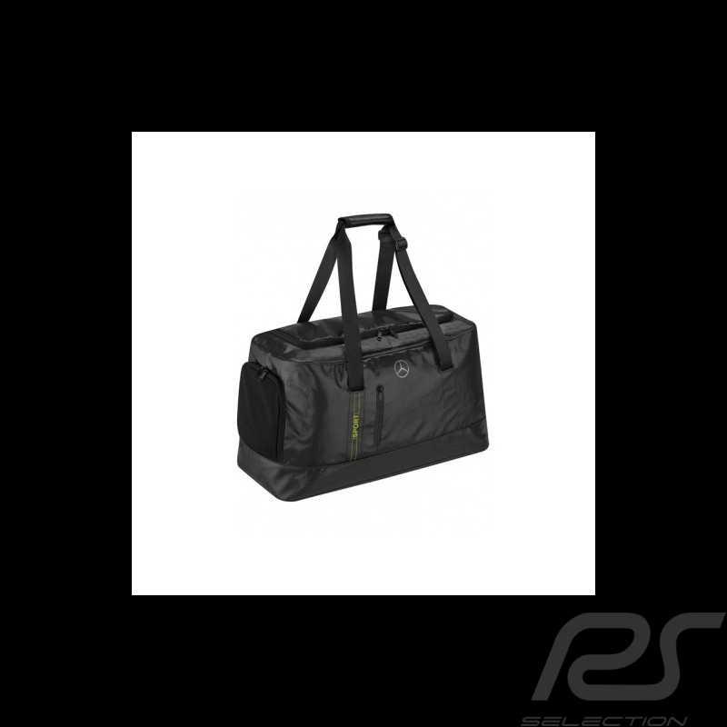 Mercedes sports bag water-repellent polyester anthracite Mercedes-Benz B66956309