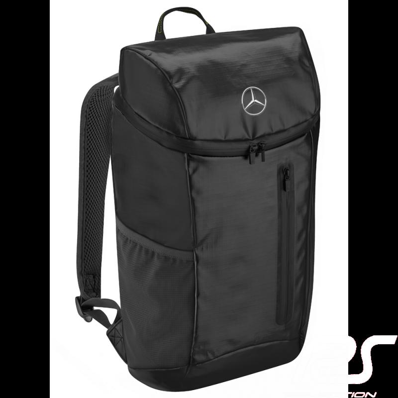 Mercedes Backpack bag Charcoal grey Mercedes-Benz B66956310