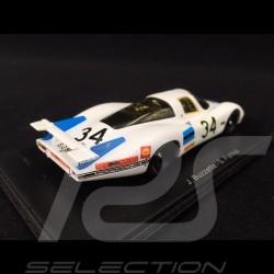 Porsche 908 Le Mans 1968 n° 34 1/43 Spark S3484