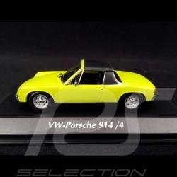 Porsche 914 /4 1972 Ravenna grün 1/43 Minichamps 940065660