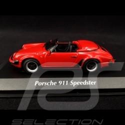 Porsche 911 Speedster 1988 Indischhrot 1/43 Minichamps 940066130