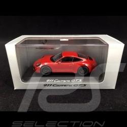 Porsche 991 Carrera GTS 2015 red 1/43 Schuco WAP0201000F