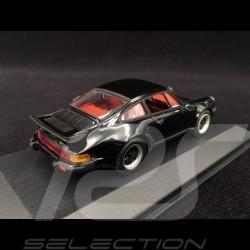 Porsche 911 type typ 930 3.0 Turbo 1977 noire black schwarz 1/43 Minichamps 430069006