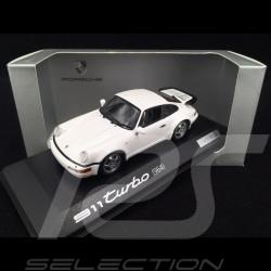 Porsche 911 Typ 964 Turbo Weiß 1/43 Minichamps WAP0205030AVKK
